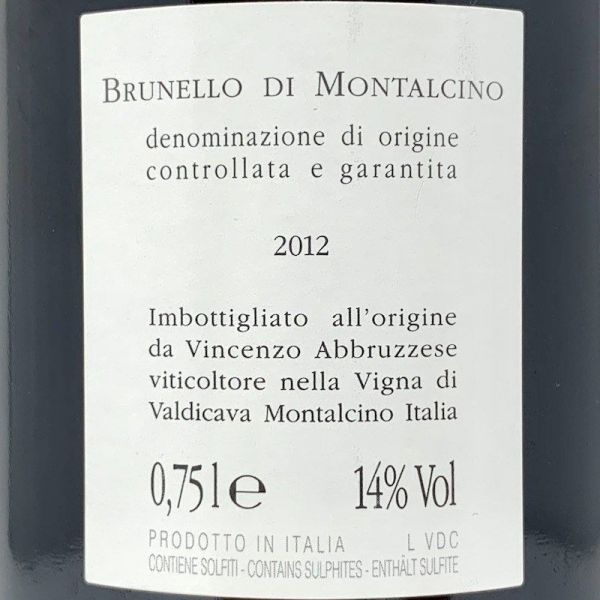 Ribolla Gialla IGT 2013 – Princic Dario
