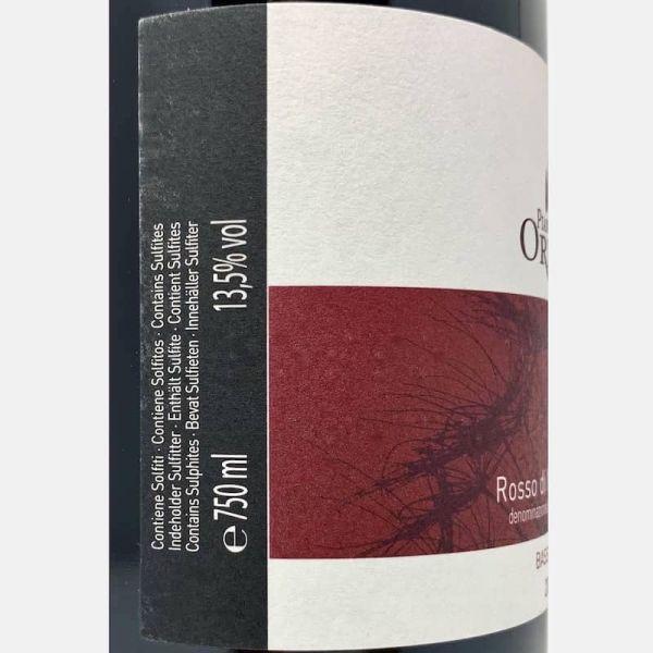Veliko Rdece Vino Rosso ZGP 2010 Bio - Movia