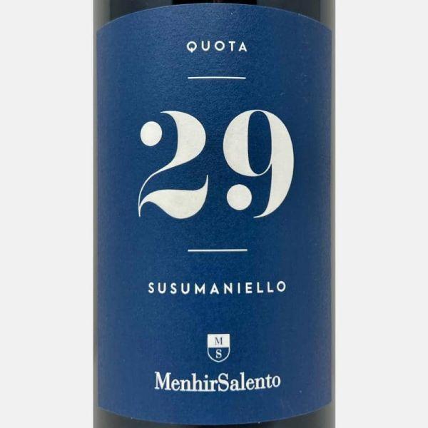 NeroSanloré Nero d'Avola Rosso Sicilia DOC 2012 Organic – Gulfi-Vinigrandi