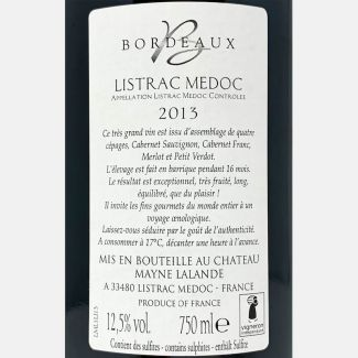 Chardonnay DOC Barrique 2017 - Maison Anselmet-Vinigrandi