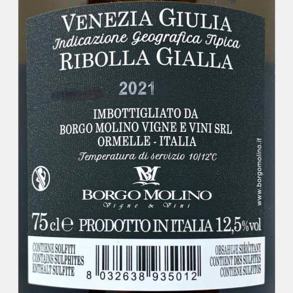 Langhe Rosso DOC 2012 Organic - Roagna-Vinigrandi