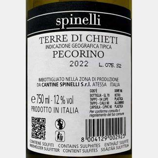 Con Vento Bianco Toscana IGT 2018 - Castello Del Terriccio-Vinigrandi