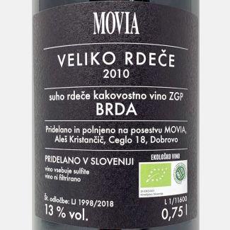 Langhe Chardonnay DOC 2018 Organic - Cavallotto-Vinigrandi