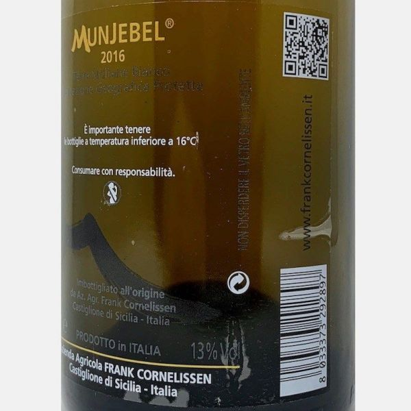 Vinujancu Bianco Terre Siciliane IGT 2013 - I Custodi